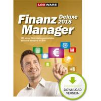 Inventar Software Lexware FinanzManager Deluxe 2018 Download [Download]