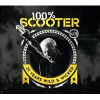 Scooter 100% Scooter-25 Years Wild&Wicked(Ltd.5cd-Digipak)