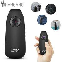 Bodycam Hangang Small Camera 1080P Full HD Hidden Cameras Clip Body Cam for Home and Office, Mini Sport DVR and Car Dash Camer