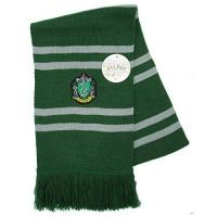 Harry Potter Schal Harry Potter Schal SLYTHERIN Ultra Weiches - 100% Original WARNER BROS