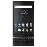 BlackBerry BlackBerry Key2 Single SIM Smartphone (4,5 Zoll Display, 12 Megapixel Kamera, LTE, 6 GB RAM, 64 GB Speicher, Quick Charge 3.0, Android 8.1 Oreo) Schwarz